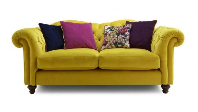 Sofa-product only shot
