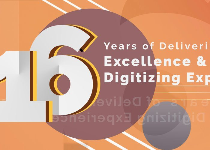 Digitizing Experiences Banner Image