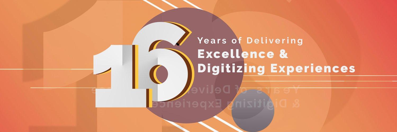 Digitizing Experiences Banner Image