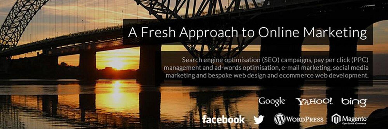 Online Marketing Banner Image