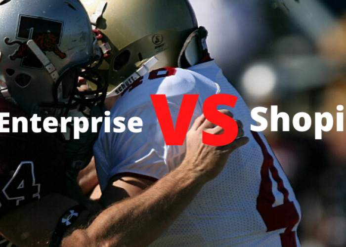 Shopify Plus vs BigCommerce Enterprise